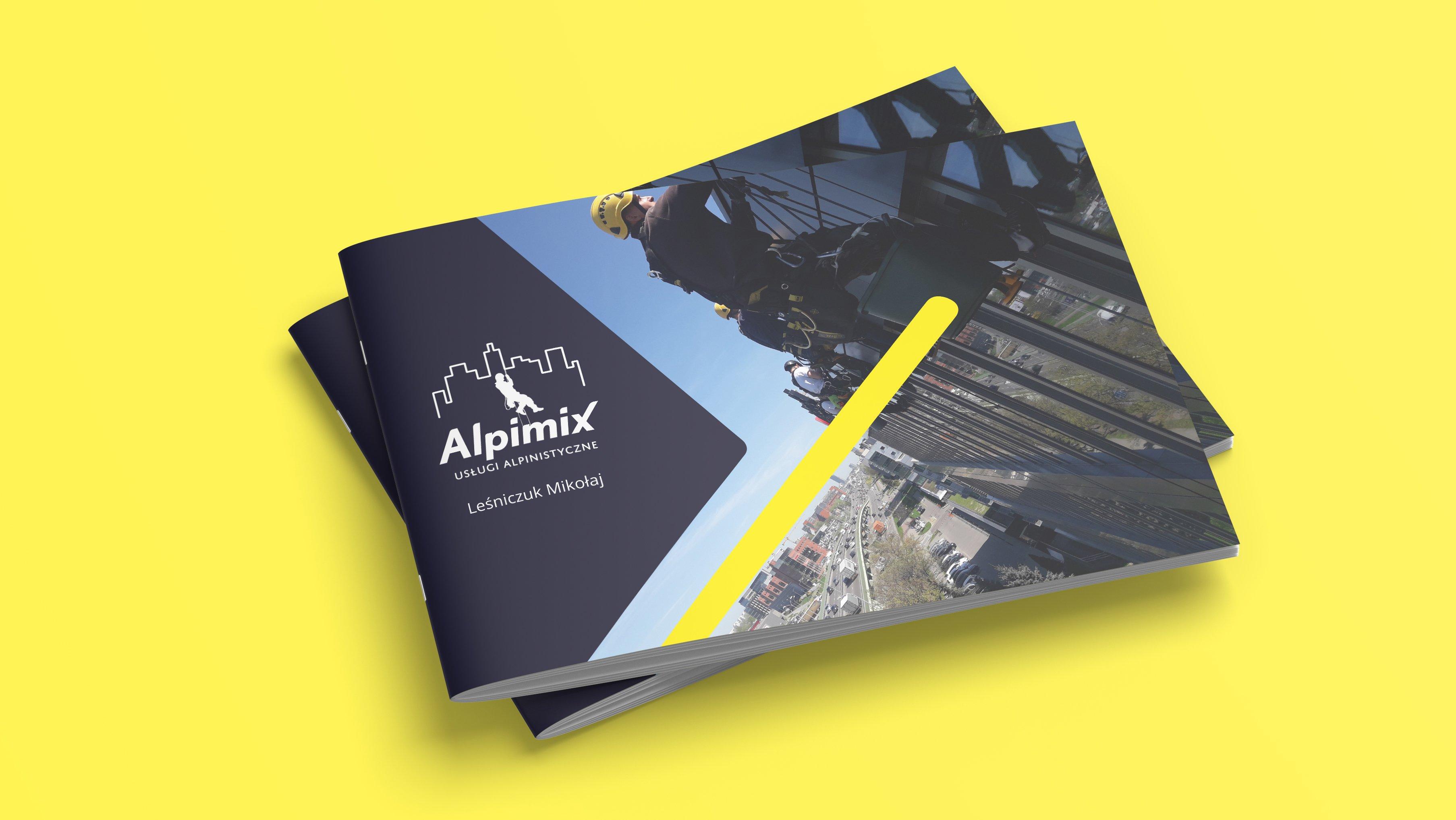 Katalog usług alpinistycznych
