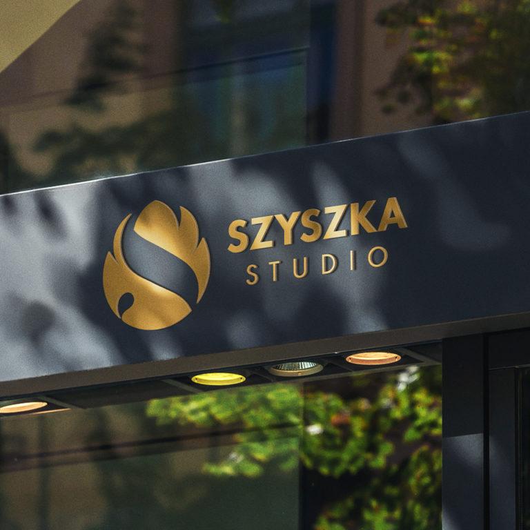 Wizualizacja Logo Studio Fotograficznego
