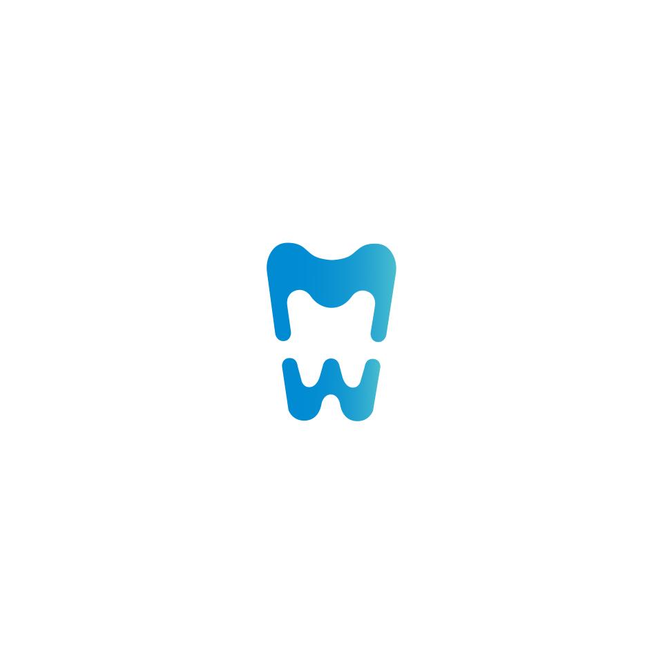Logo pracowni dentystycznej MW Ceramic