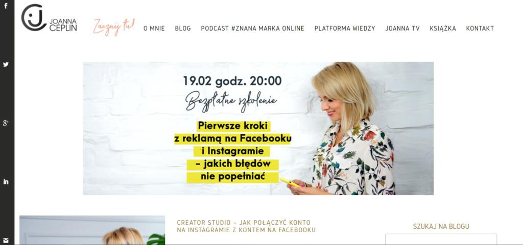 Adnotacja 2020 02 14 183753 1024x481 1 | studio graficzne wzór | 99 blogów i podcastów o biznesie, marketingu i sprzedaży, które musisz obserwować w 2020 |