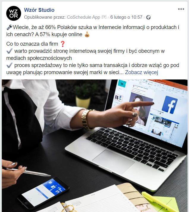 Adnotacja 2020 02 20 141132 | studio graficzne wzór | jak planować posty na facebooku firmy? |