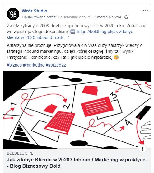 Adnotacja 2020 03 09 131115 | studio graficzne wzór | jak zaangażować użytkowników na stronie firmowej facebook - sprawdzone sposoby |