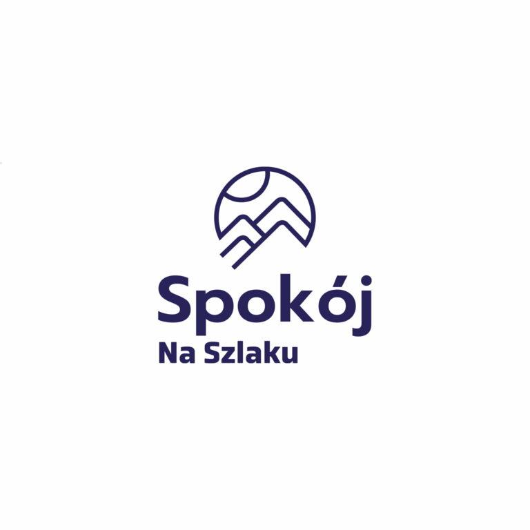 Projekt logo firmy Spokój na Szlaku