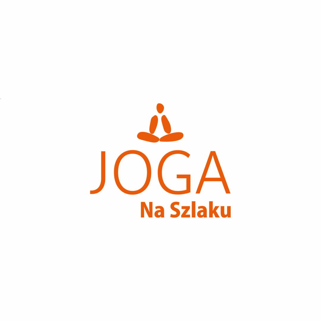 Projekt logo marki Joga na Szlaku