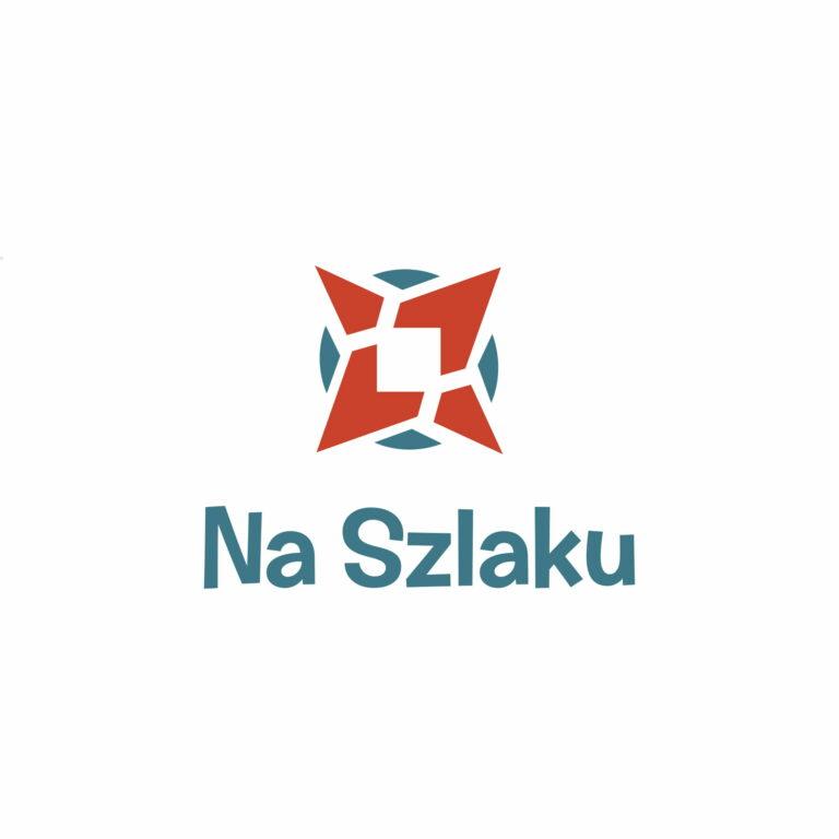 Projekt graficzny logo firmy turystycznej Na Szlaku