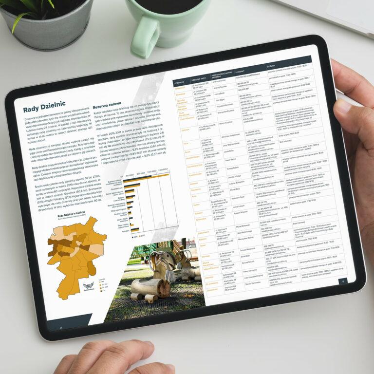Wersja elektroniczna poradnika Fundacji Wolności kierowanego do mieszkańców miasta