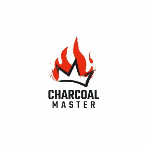 Projekt logo opakowania węgla