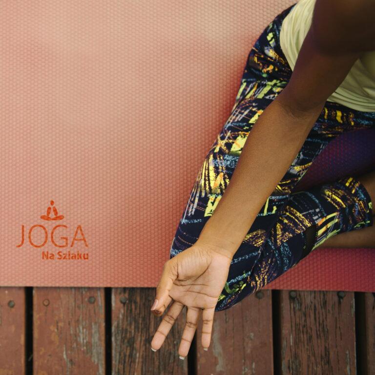 Wizualizacja logo marki Joga na Szlaku