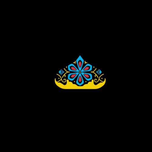 Projekt graficzny logo dla restauracji pakistańsko indyjskiej