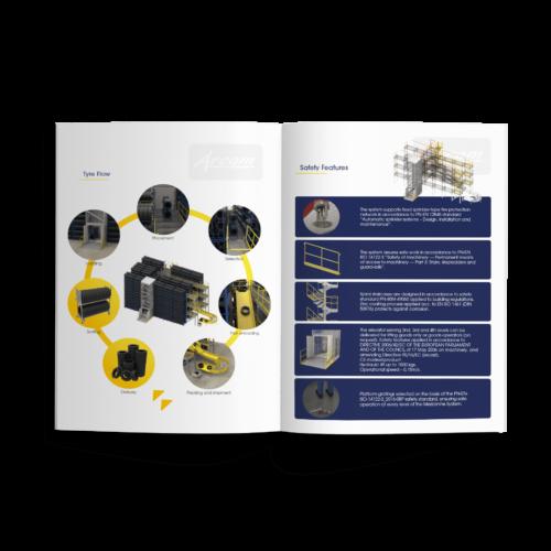 Katalog z ofertą #arcom