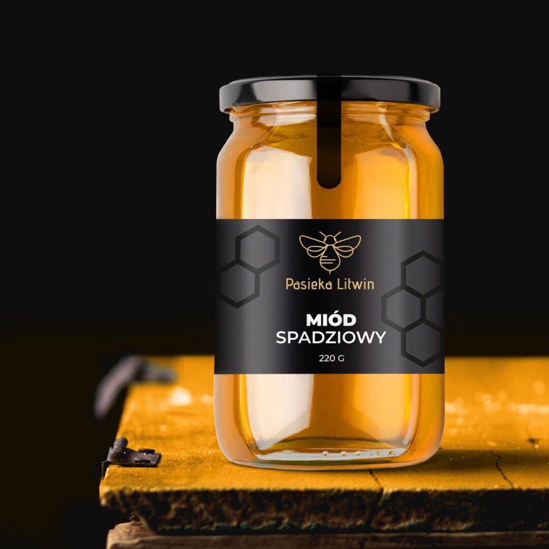Branding firmy spożywczej #pasieka-litwin