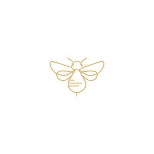 Sygnet logo firmy spożywczej #pasieka-litwin
