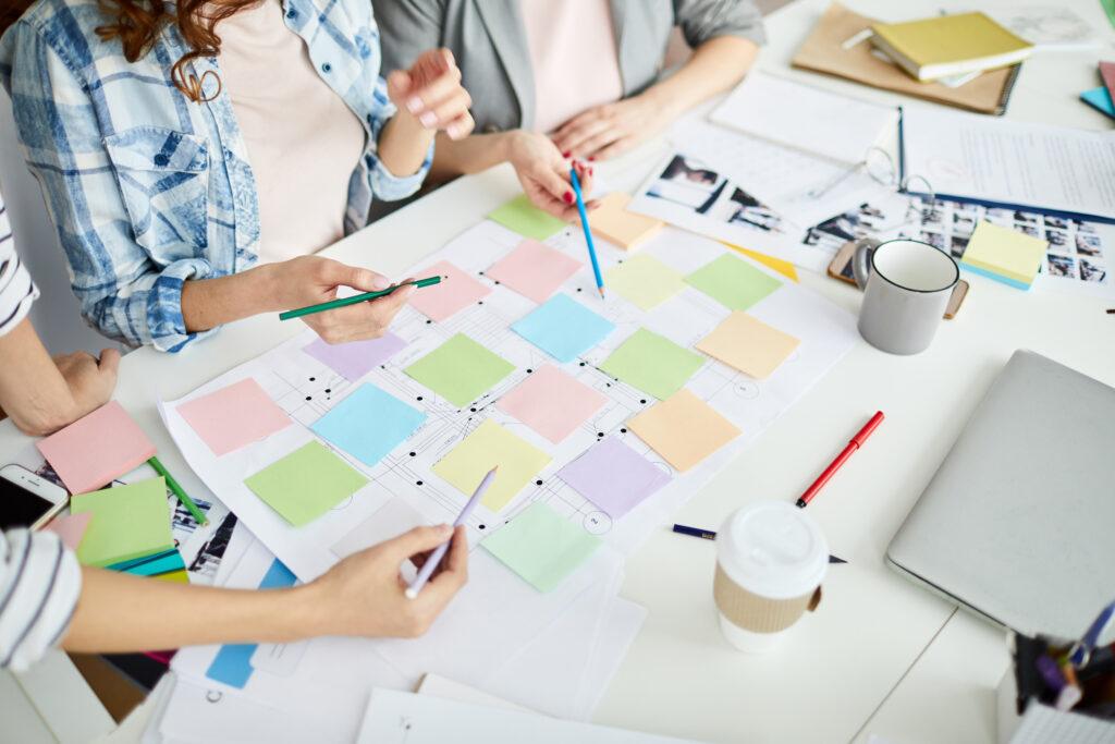 Planowanie, jak zorganizować pracę zdalną i procesy